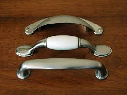 Brushed Nickel Cabinet Hardware by Brushed Nickel Drawer Pulls Kitchen Design Pinterest Brushed