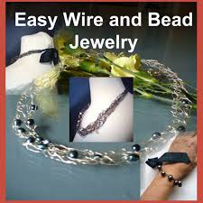 make bracelet beading wire images Easy wire and bead jewelry 9 steps with pictures jpg