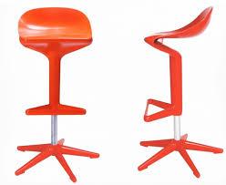 burnt orange bar stool orange and white bar stools orange bar