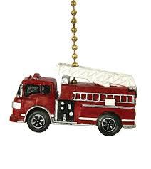 fire truck fire engine firefighter ceiling fan pull ceiling fan fire truck fire engine firefighter ceiling fan pull ceiling fan pull chain ornaments amazon com