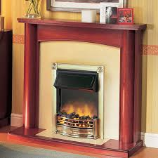 dimplex horton brass inset optiflame plus electric fire
