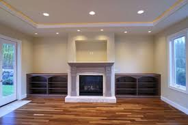 recessed lighting over fireplace recessed lighting in the ceiling over a fireplace improve lighting