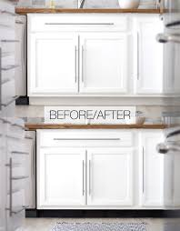 kitchen cabinet baseboards don t forget the toe kick kristi murphy diy