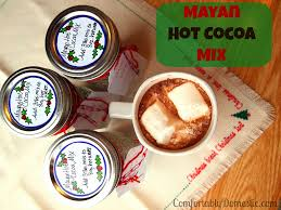 last minute christmas gifts mayan cocoa mix