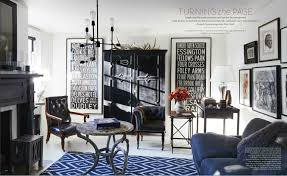 elle home decor the stunning old hollywood home of designer