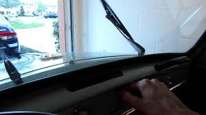 1966 vw beetle wiper motor youtube