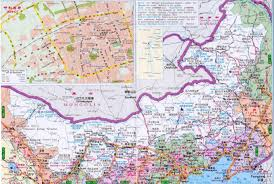 Wuhan China Map by Inner Mongolia Tourist Maps U0026 Area China Maps Map Manage System