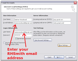 Gmail Login Mail Configuring Outlook 2003 With Pop Smoogle Learning Center