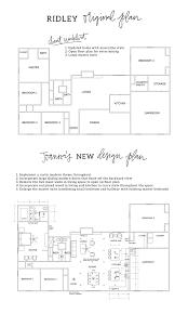 Floor Plan For The White House Fixer Upper Season 3 Episode 10 The Peach House
