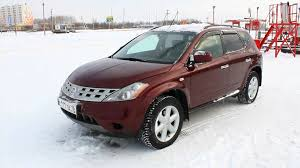 nissan 2008 white 2008 nissan murano z50 start up engine and in depth tour youtube