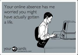 Online Friends Meme - when your friends are barely online
