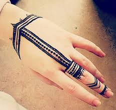 simple henna design henna pinterest simple henna