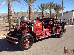 rolls royce truck ahrens fox fire truck