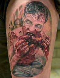 batter up cincinnati reds tattoo by lucky at tattoo charlies
