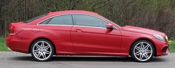mercedes c class coupe 2014 review 2014 mercedes e class coupe autoblog