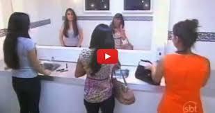 Bathroom Mirror Prank Absolutely Hilarious Bathroom Mirror Prankre Shareable Tv