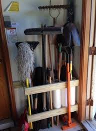 Diy Garden Tool Storage Ideas This Pvc Storage Hack Is So Simple You Ll Be Surprised You Didn T