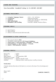 word document resume format resume format word file cv format for word standard resume format