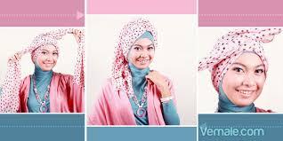 tutorial turban sederhana tutorial hijab turban sederhana vemale com
