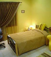 colorful bedroom curtains bright bedroom yellow wall color with brown curtains bright