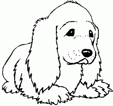prairie dog coloring page line drawing of a dog free download clip art free clip art