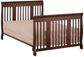 Cribs That Convert Into Full Size Beds by Storkcraft Stork Craft Tuscany 4 In 1 Fixed Side Convertible Crib