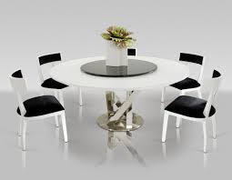 modern round dining room table appealing modern round dining room table on 30 eyecatching tables