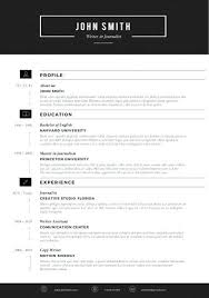 free modern resume templates modern resume designs our creative resume templates that