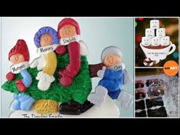 personalized christmas ornaments for kids family christmas
