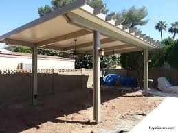 pictures of patio covers freestanding alumawood cover
