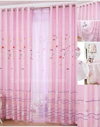 Curtain For Girls Room Color Fabric Fish Patterns Girls Room Curtains