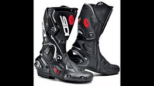 female motorcycle boots sidi vertigo ladies motorcycle boots black white youtube