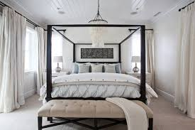 coastal luxe beach style bedroom orange county by lindye