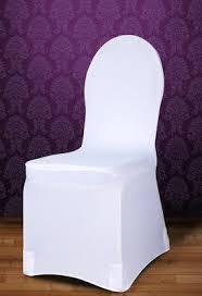 housse de chaise en lycra housses de chaises lycra fee de l effet