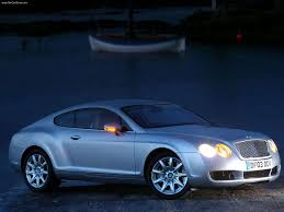bentley coupe blue 3dtuning of bentley continental gt coupe 2003 3dtuning com