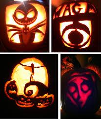 nightmare before christmas pumpkin stencils free printable pumpkin carving patterns nightmare before christmas