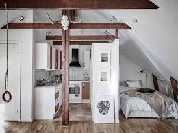 Best  Attic Apartment Ideas On Pinterest Industrial Apartment - Small apartment interior design blog