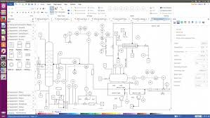 electrical diagram visio alternative for linux visio like
