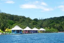 Tiki Hut On Water Vacation Best Resorts Overwater Bungalows Huts And Swim Up Rooms Near The