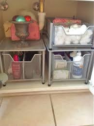 under bathroom sink storage ideas 15 ways to organize under the bathroom sink bathroom sink storage