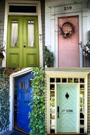 Interior Front Door Color Ideas Front Door Gorgeous Front Door Colour Idea Images Front Door
