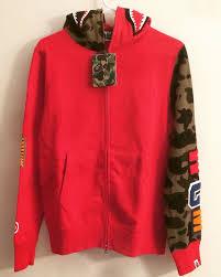 les 25 meilleures idées de la catégorie bape red camo hoodie sur