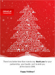 happy holidays from opn oracle partnernetwork