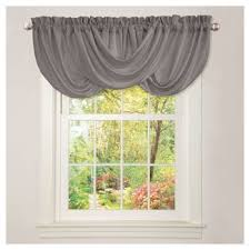 Chocolate Brown Valances For Windows Valances Target
