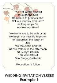Wedding Invitation Greetings Wedding Invitation Verses Afoodaffair Me