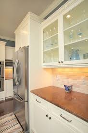 how to install cabinets with uneven ceiling the crown molding traditional kitchen by devonshire