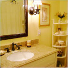 Bathroom Corner Furniture Quick Tips For Organizing Bathrooms Easy Ideas Wall Shelf In Small