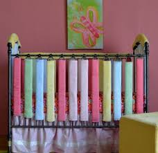 mix and match crib bumper colors with reversible versatile wonder