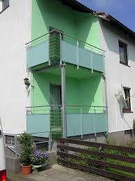 holzgelã nder balkon wohnzimmerz balkonanbau stahl with balkon aus stahl frã bel