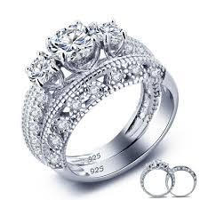 sterling silver ring bracelet images 925 sterling silver ring ring korean lady zircon lovers valentine jpg